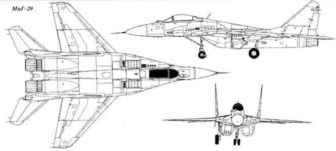 12 белорусских МиГ-29 были