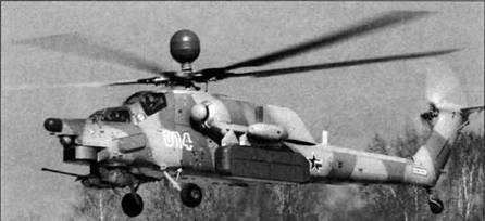 КОНСТРУКЦИЯ: Ми-28 представляет собой вертолет одновинтовой схемы с рулевым винтом и нижним расположением хвостовой...
