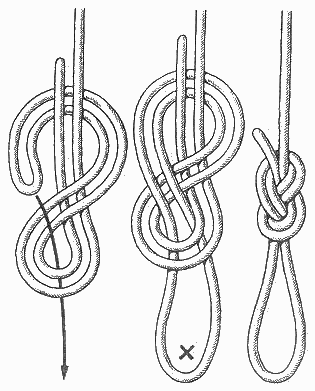 Морские узлы (fb2) | Либрусек