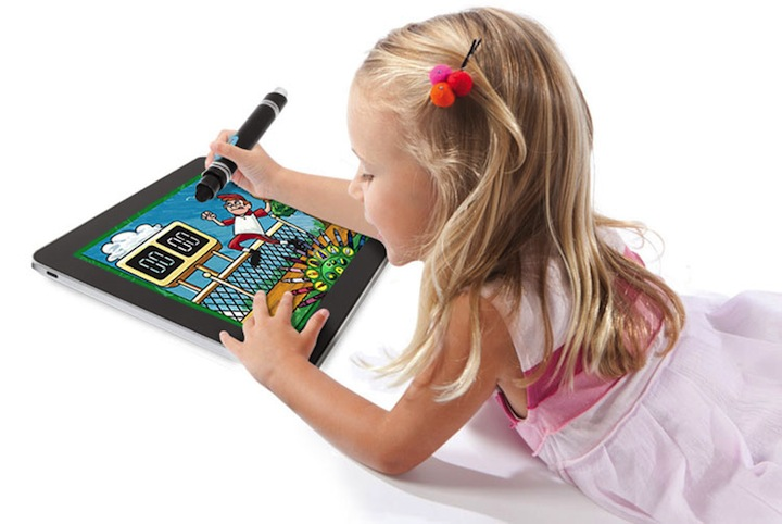 Should your child have a tablet? 23snaps