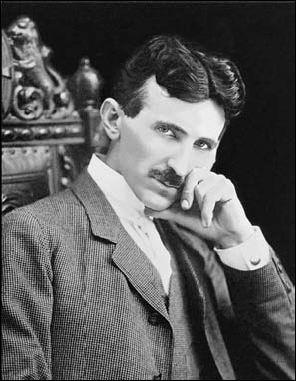 Никола Тесла — повелитель молний (fb2) | Либрусек