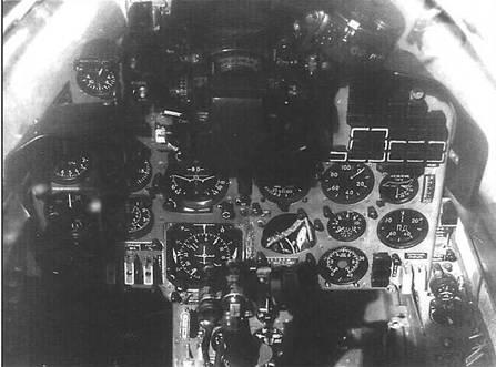 Управление самолётом состояло
