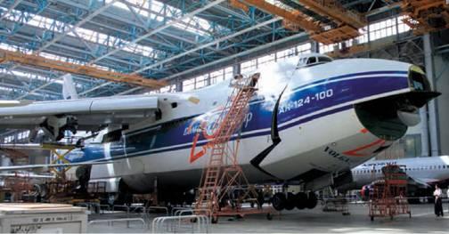семейства Ан-124».
