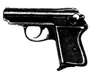 Этот пистолет сейчас устарел и заменен на пистолет Wz.
