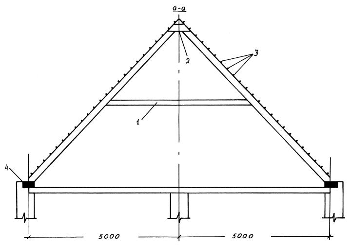 Архитектура и устройство крыши