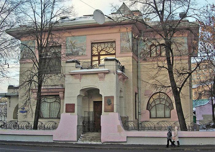 Особняк Рябушинского в стиле