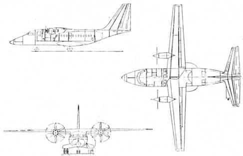 для замены самолетов Ан-2,
