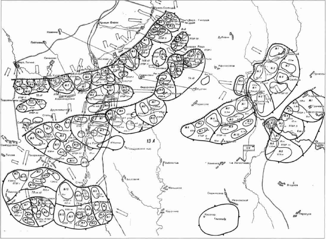 Курская дуга, 5 июля - 23 августа 1943 г. (fb2) Либрусек.
