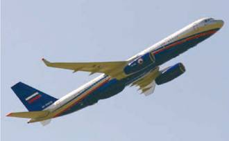 самолет Ту-214ОН