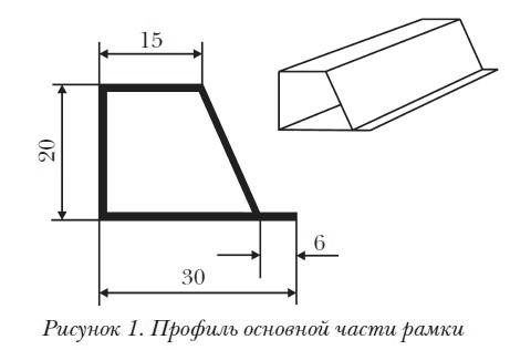 Объемные рамки из картона своими руками