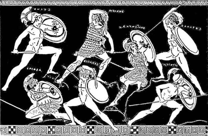 Где жили амазонки, какое носили оружие и откуда пришли?