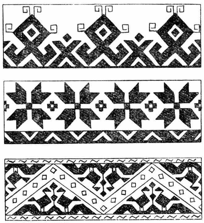 Рисунки различных геометрических фигур