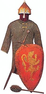 Как сделать своими руками костюм богатыря