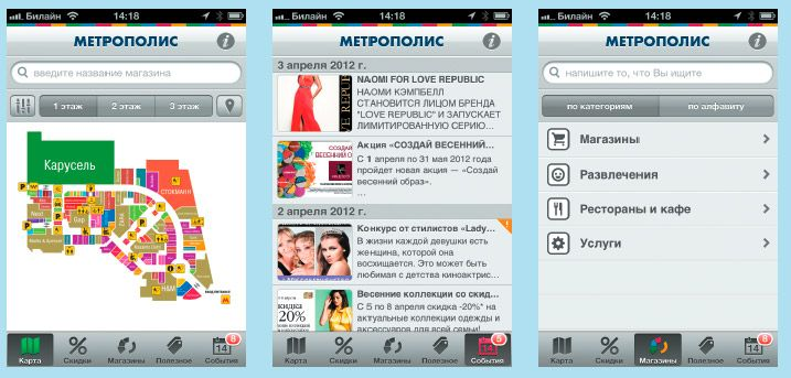 Мобильный маркетинг.
