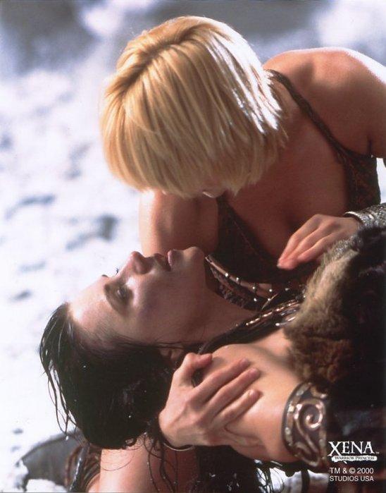 Зена - королева воинов / Зена & Габриэль.