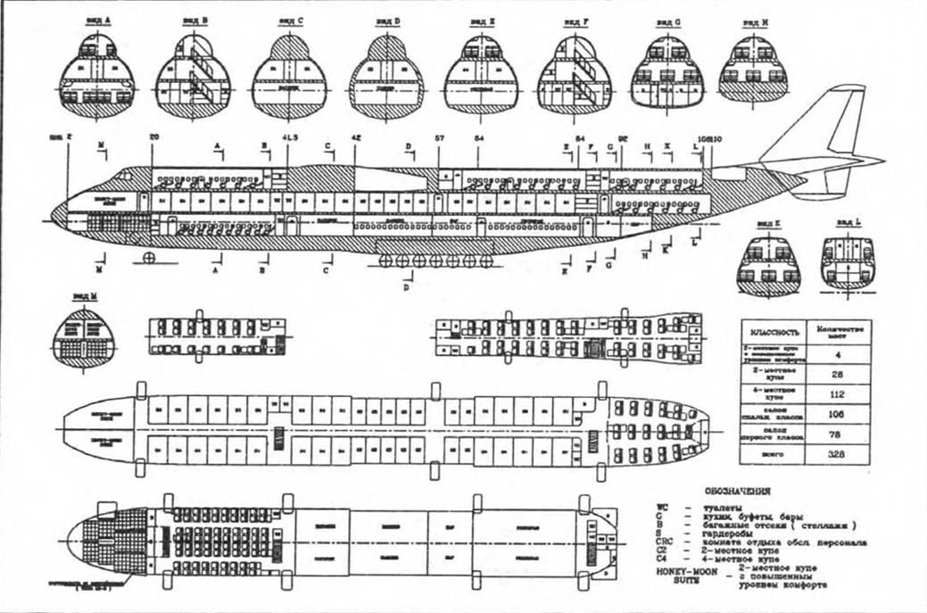 Изначально планировалось, что основной задачей Ан-225 станет транспортировка различных частей космического корабля...