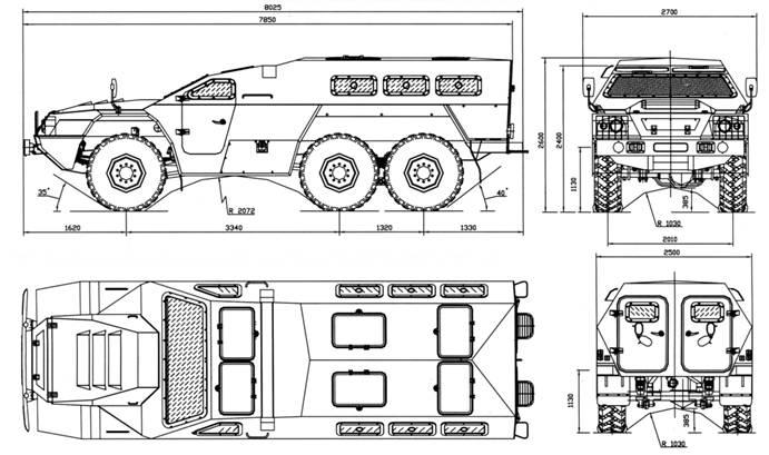 СБА-60-К2 «Булат».