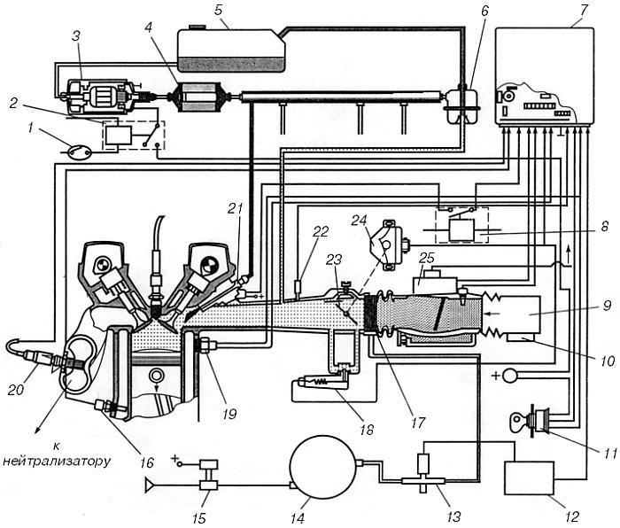 Схема электропитание jofran.