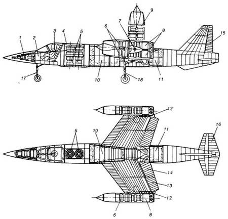 Сверхзвуковые самолеты (fb2) |