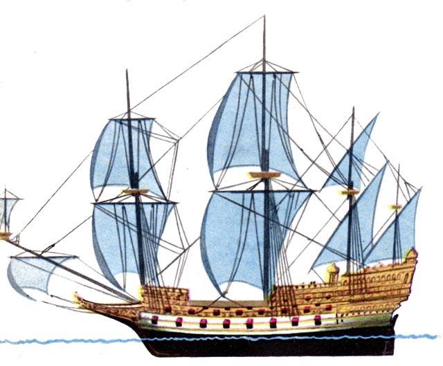Рисунок морского боя