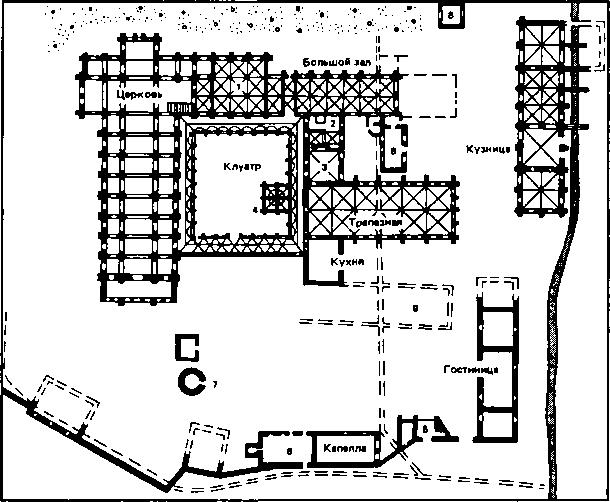 Цивилизация средневекового