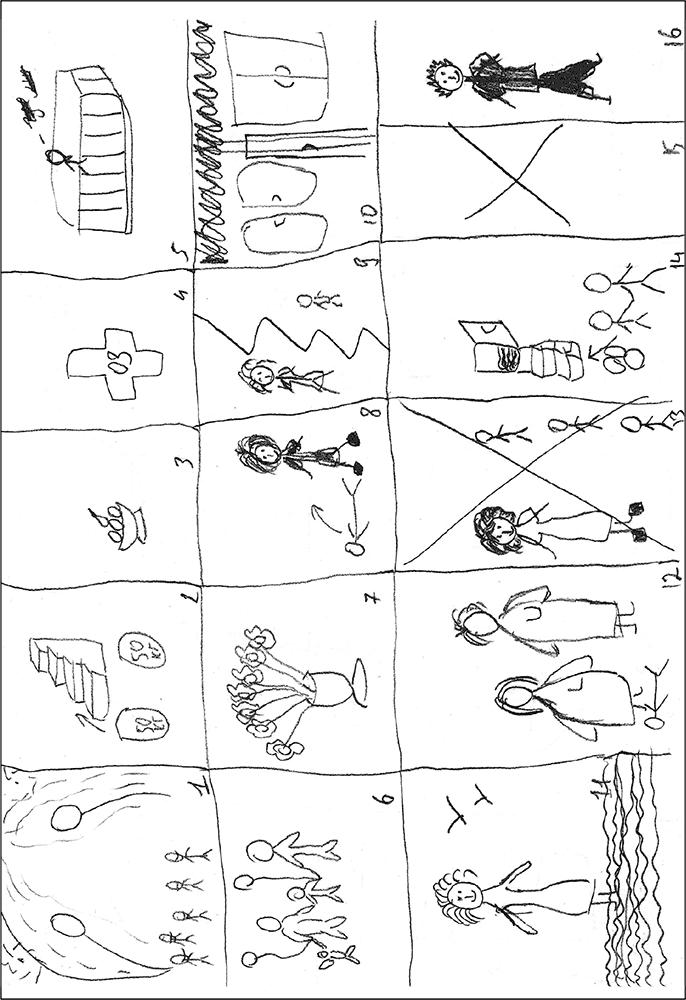 Писать рубить шить читать ковать что лишнее