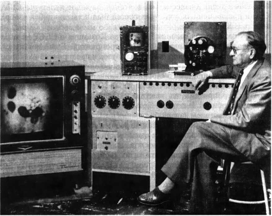 Как создавалось телевидение