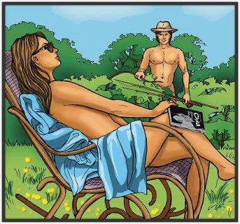 Секс в не дома 5 фотография