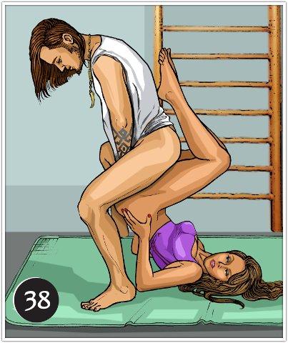 Форма влагалища и позы в сексе фото 366-831