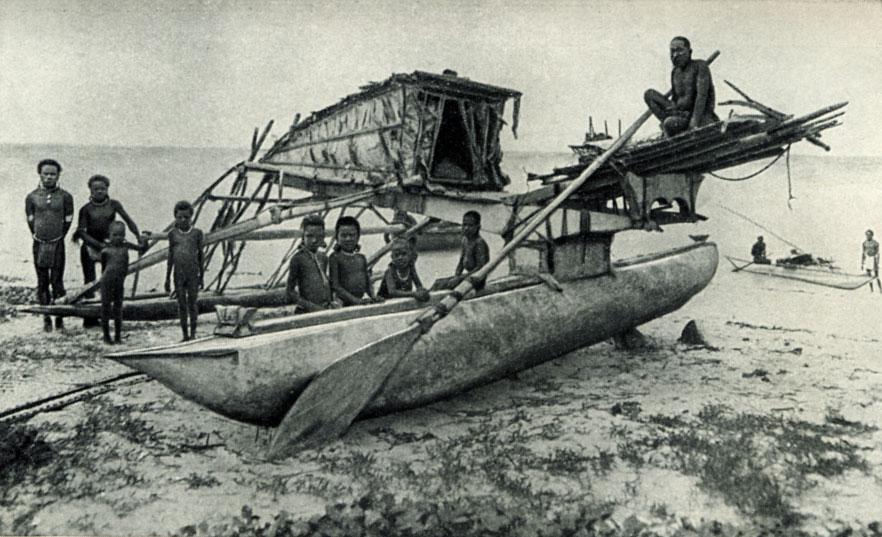 лодки однодревки