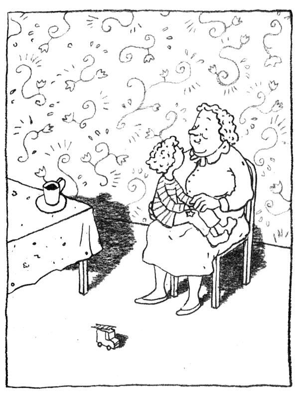 Бабушка лезет к внуку в штаны фото 631-242