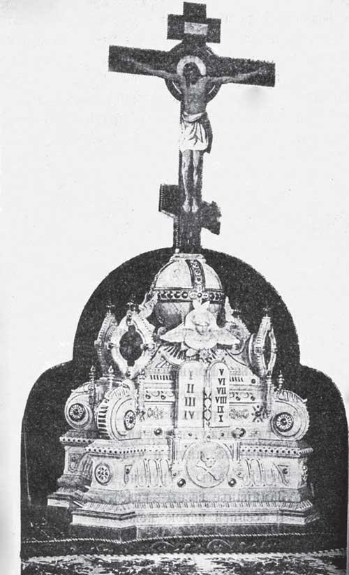 Эконом памятник с резным крестиком в углу Сорск Эконом памятник Плечики Долгопрудный